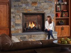 Belvedere Gas Fireplace