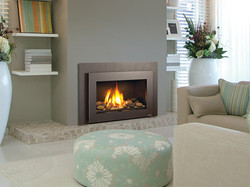 Belvedere Gas Fireplace Insert