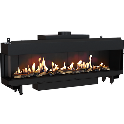 LEO 200 Left Gas Fireplace