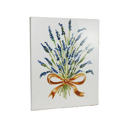 Hand Painted Tile