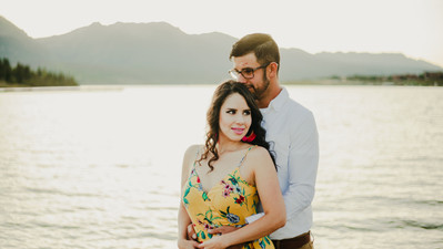 outdoor summit county couple photography
