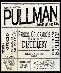 Pullman Distillery