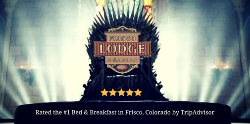 Facebook Ad for the Frisco Lodge