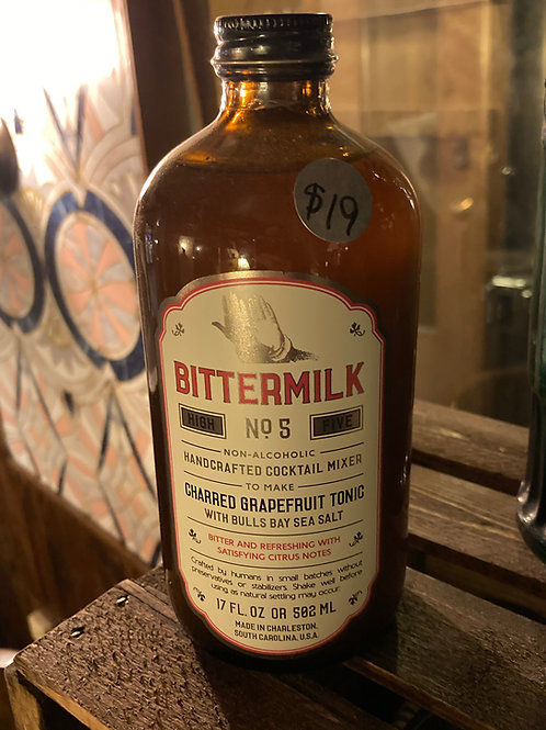 Bittermilk Tonic
