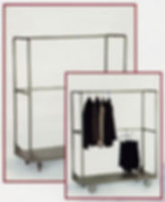 AIT 231 Garment Rack