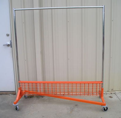 MODEL EZ101 Garment Rack