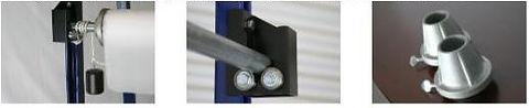 Cloth Bars Roller bearing brackets bar brackets Bar cones