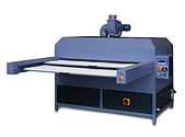 Model 165CR Dual-Tray Heat Transfer Press