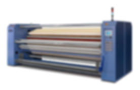 Model GFO-120 Roll to Roll Rotary Heat Transfer Printer ​