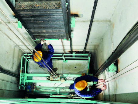 Safety Precautions While Carrying out Elevator Maintenance