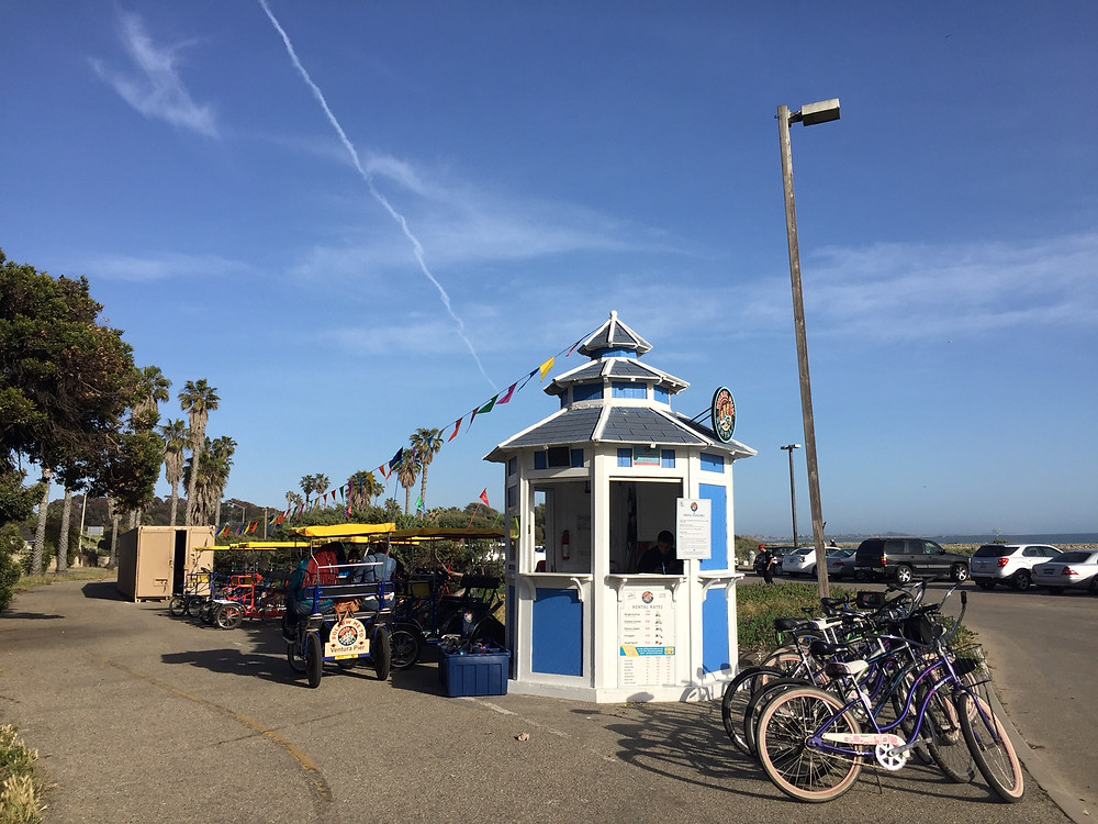 Ventura Beach Bike Rental