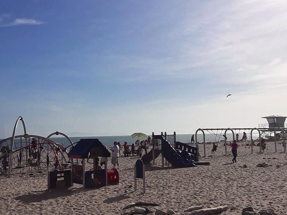 Ventura Beach Playground