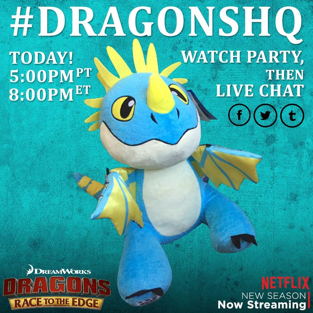 #DragonsHQ
