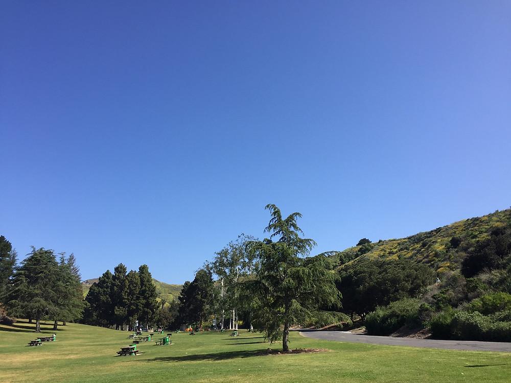 Arroyo Verde Ventura Park Hiking Trails