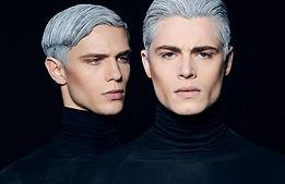 maquillage hommes mode
