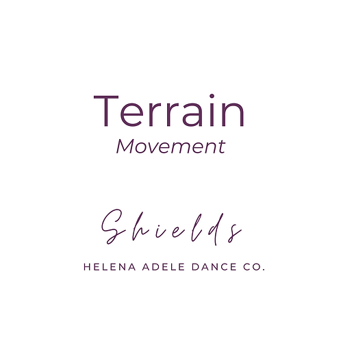 Terrain Movement - Shields