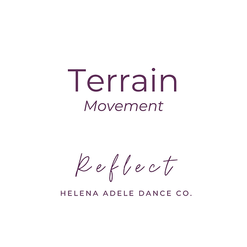 Terrain Movement - Reflect