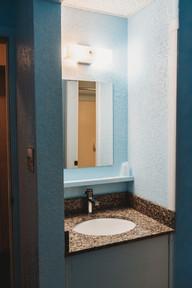 Room 208 - Bathroom Sink