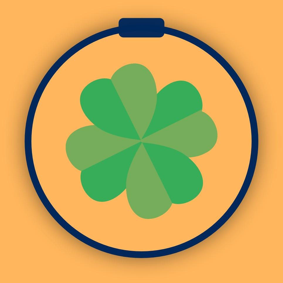 Логотип группы Клевер