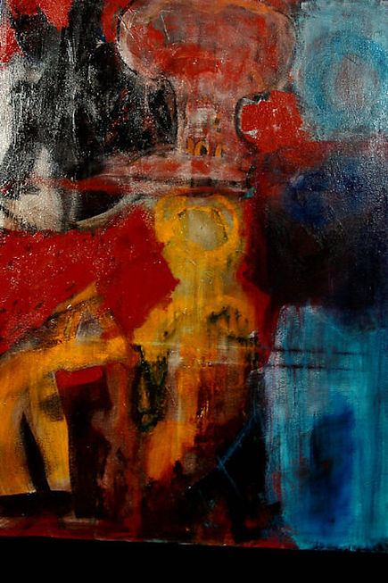 Lassie came Home  36X70  Mixed Media.jpg