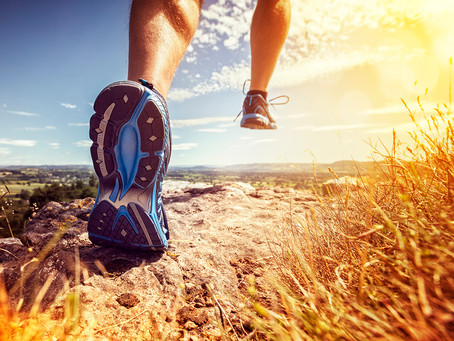 Put on Your Running Shoes
