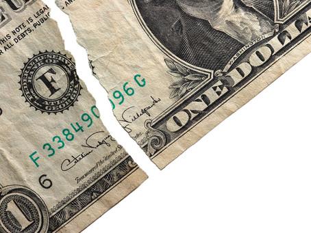 Half Dollars Are Worthless