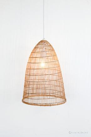 PL19 - Wabi Sabi Fish Trap Lamp