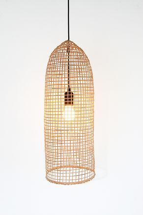 PL17- Wabi-Sabi Bamboo Pendant Light