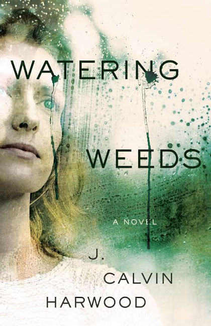 Cover: Water Weeds novel by J. Calvin Hawood