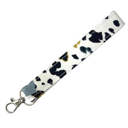 Leopard Key Fob