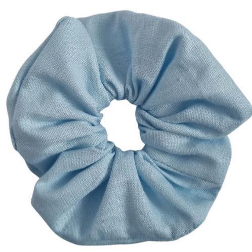 Baby Blue Baby Scrunchie