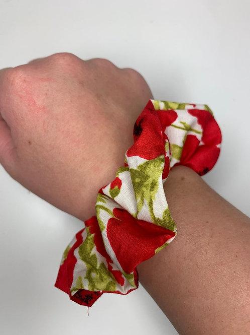 Poppy Appeal Scrunchie