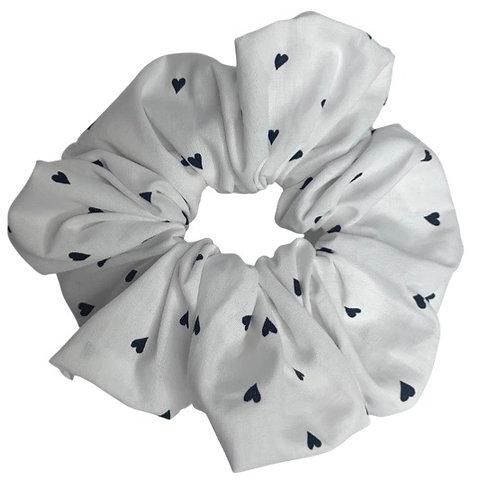 Heart Maxi Scrunchie