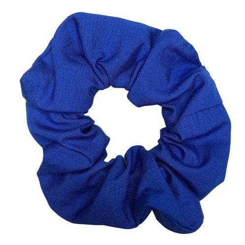 Royal Blue Scrunchie