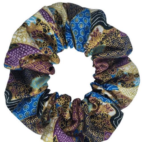 Mermaid Style Scrunchie