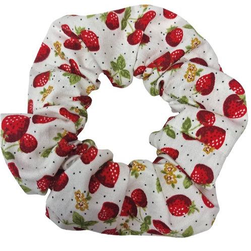 Strawberries Scrunchie