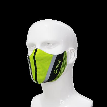 Performance Mask Neon Yellow