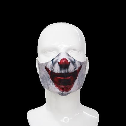 3D Mask Psycho Clown