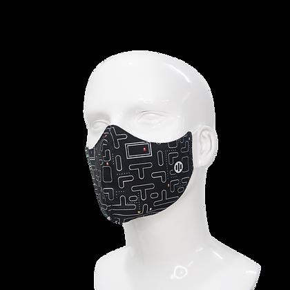 3D Mask Pac-Man