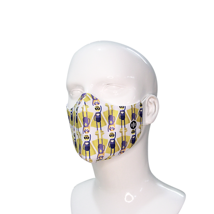 3D Mask Super Hero