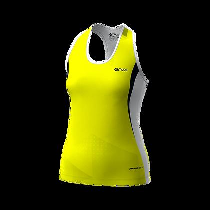 Female Singlet NEOXX Yellow
