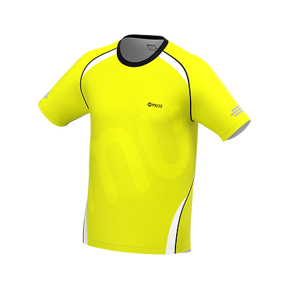 Male T-shirt NEOXX Yellow