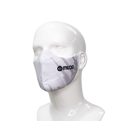 3D Mask White Lines