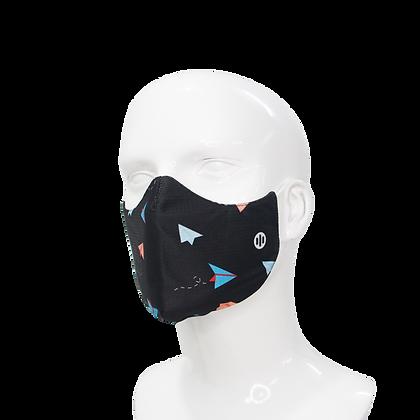3D Mask Paper Planes