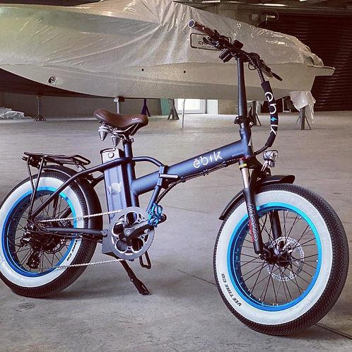 Ebik Brick Lane Dark Blue 500W Dark Blue Custom