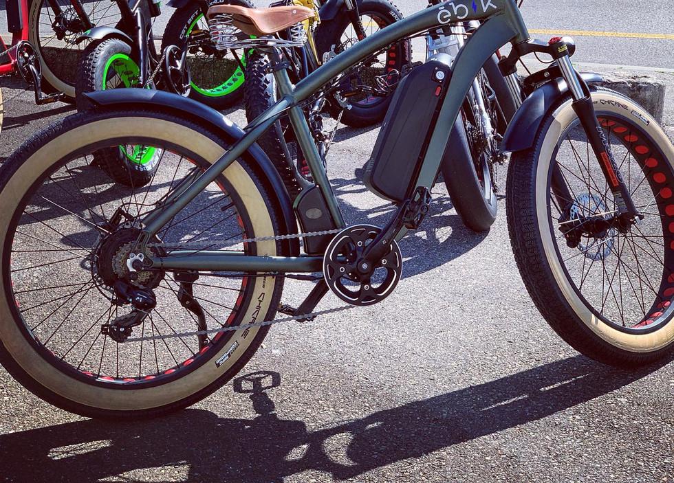 Ebik bikes