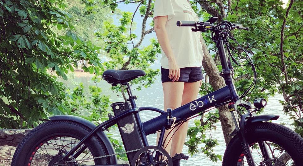 Ebik Brick Lane & Biker Girl