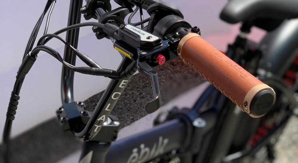 Ebik BMX handlebar