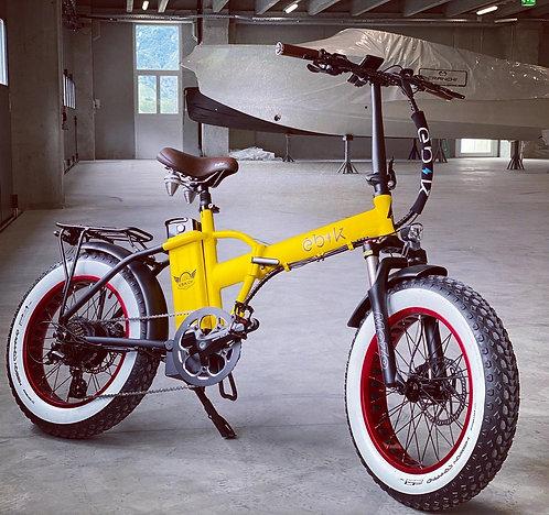 copy of Ebik Brick Lane 500 W Yellow Custom