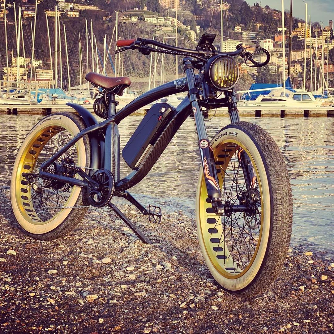 Ebik Ocean Drive Custom